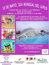 Jornada informativa y lúdica por el día mundial del lupus (Valencia,España)
