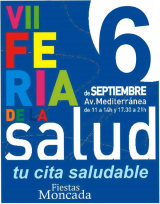 Avalus en la VII Feria de salud de Moncada (Com.Valenciana)