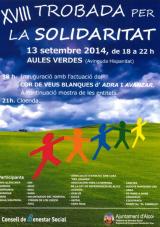 XVIII Trobada per la Solidaritat de Alcoi (Com.Valenciana)