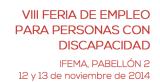 VIII Feria de Empleo para Personas con Discapacidad(Madrid)
